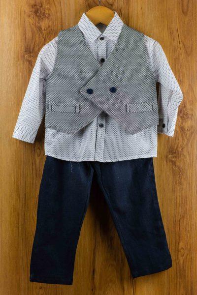 Κοστούμι-καλοκαιρινό--βάπτισης-για-αγόρι-Alex
