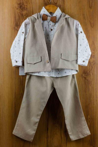 Κοστούμι-καλοκαιρινό--βάπτισης-για-αγόρι-Anastase