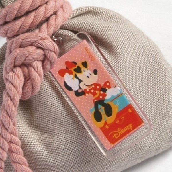 Μπρελόκ-Minnie-Travel