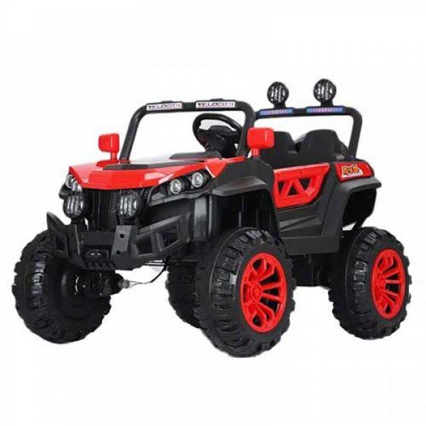 Παιδικό-αυτοκίνητο-τζιπ-BUGGY-κόκκινο