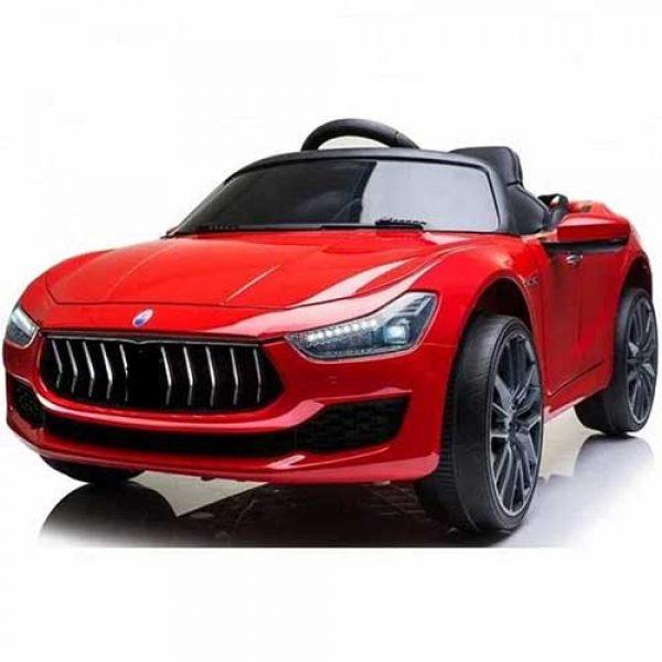 Παιδικό-αυτοκίνητο-τύπου-MASERATI-κόκκινο
