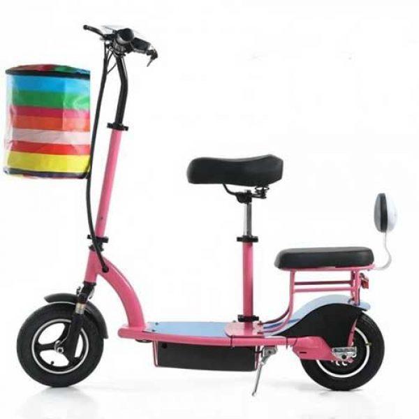 Πατίνι-μηχανοκίνητο-ροζ