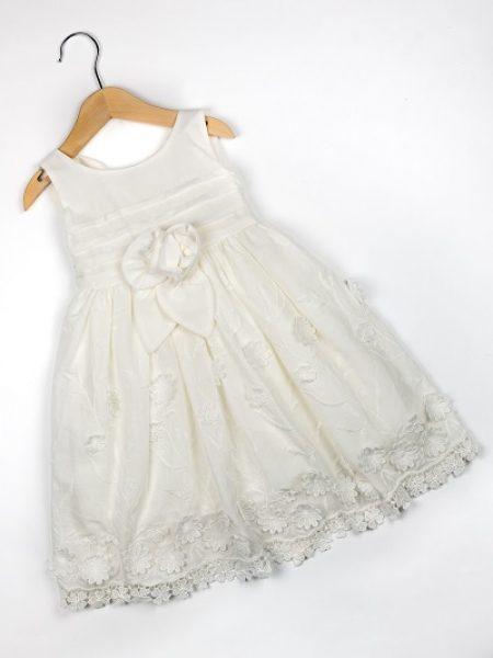 Φόρεμα καλοκαιρινό βάπτισης για κορίτσι Mya