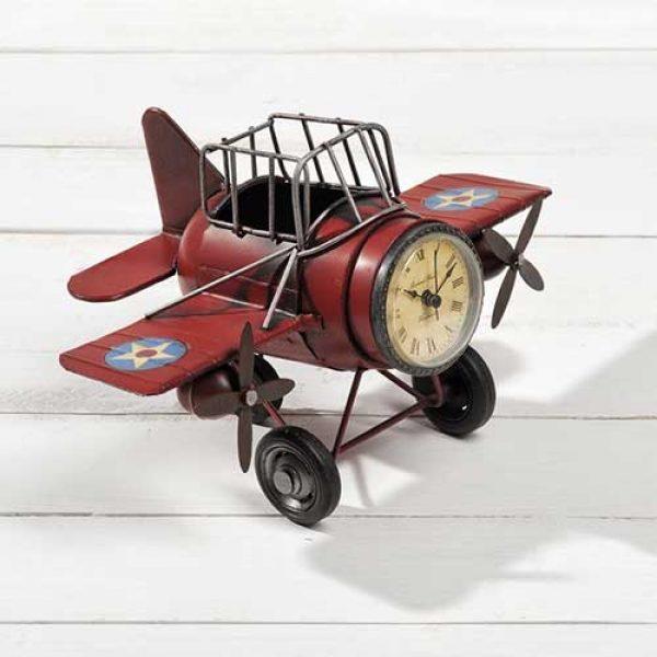 αεροπλάνο-ρολόι