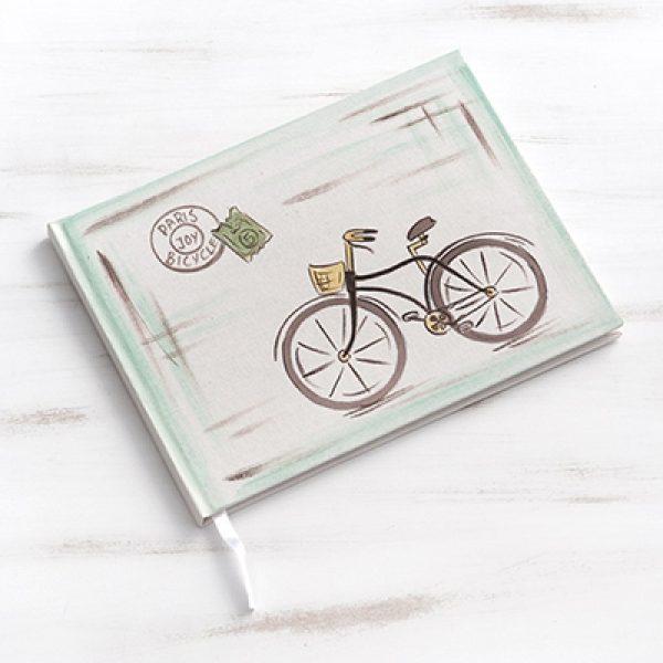 βιβλίο-ευχών-βάπτισης-ποδήλατο