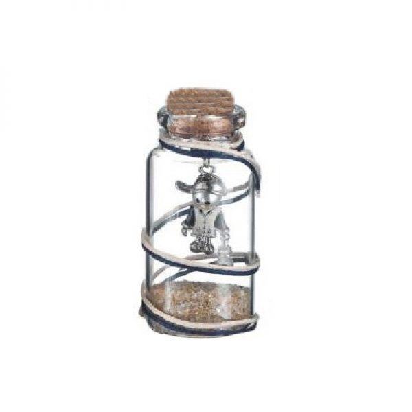 γυαλινο μπουκαλι πειρατης