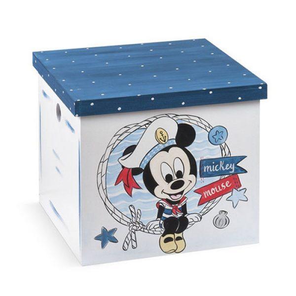 κουτί-βάπτισης-mickey-ναυτικό