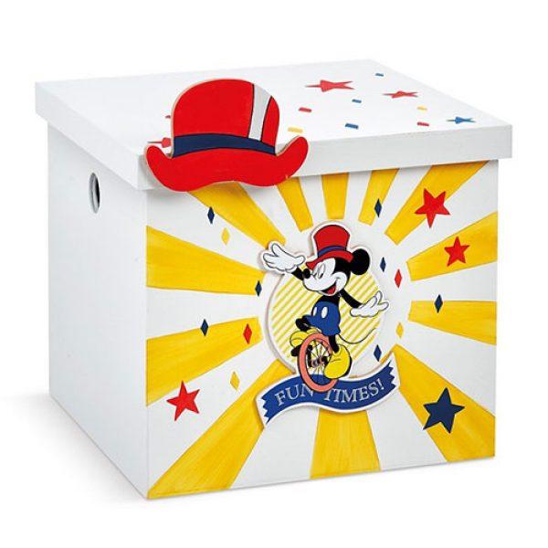 κουτί-βαπτιστικών-κύβος-mickey-fun-times