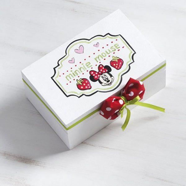 κουτί-μαρτυρικών-βάπτισης-minnie-φράουλα