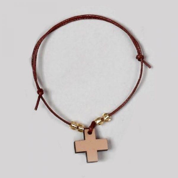 μαρτυρικα ξυλινος σταυρος
