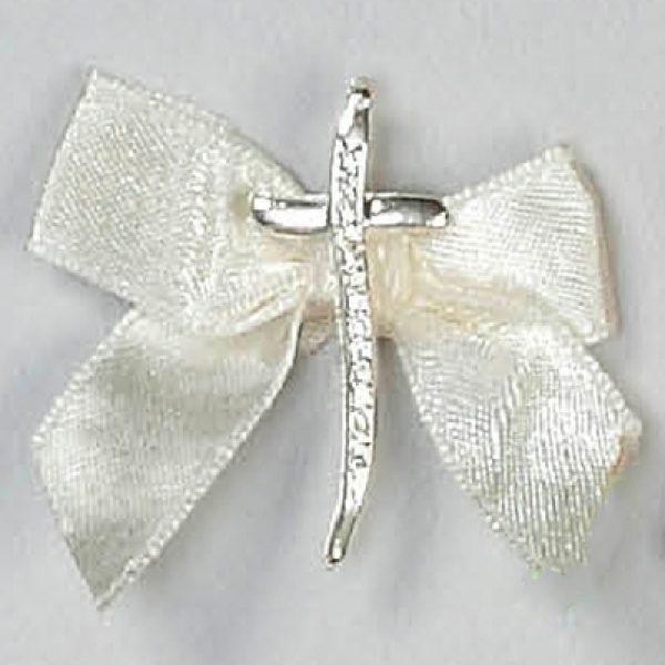 μαρτυρικό βάπτισης σταυρός λευκό 4
