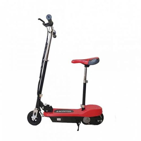 πατίνι-μηχανοκίνητο-με-κάθισμα-σε-κόκκινο-πλάι