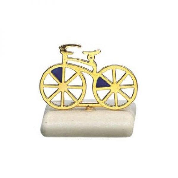 πετρα ποδηλατο χρυσο
