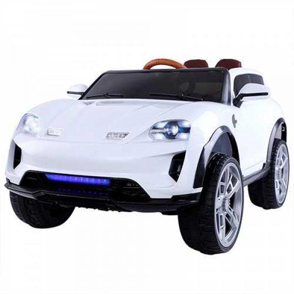 παιδικό-αυτοκίνητο-τύπου-PORSCHE-CAYENE-λευκό