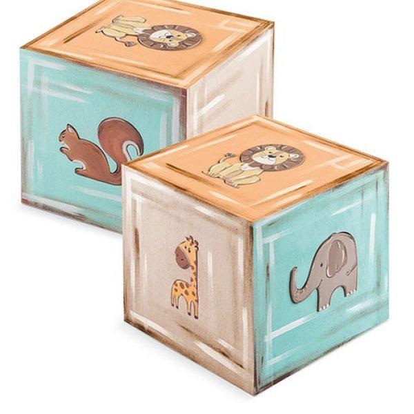 κουτί-βάπτισης-ζωάκια-παιχνιδόκουτα