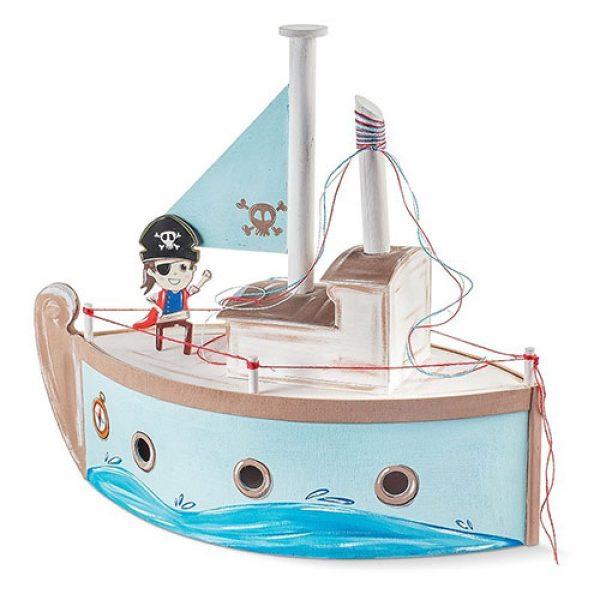 κουτί-βάπτισης-καράβι-πειρατής