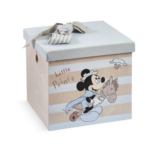 κουτί-βάπτισης-κύβος-mickey-prince