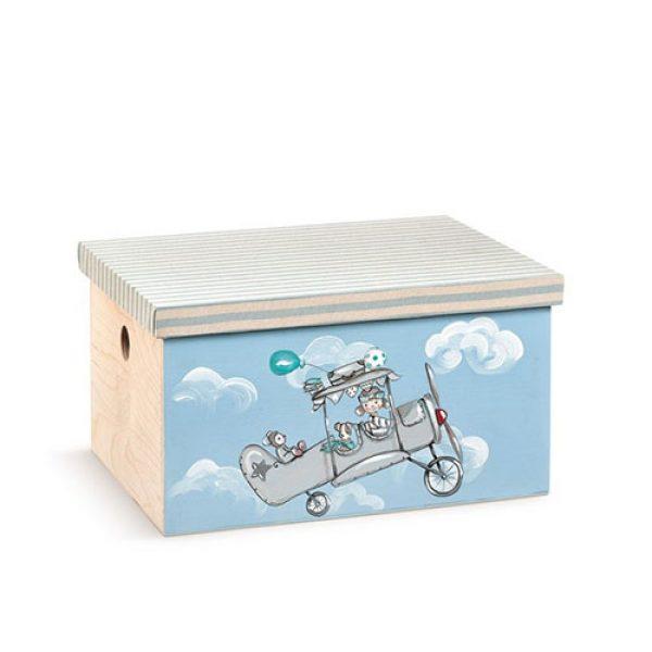 κουτί-βαπτιστικών-αεροπόρος