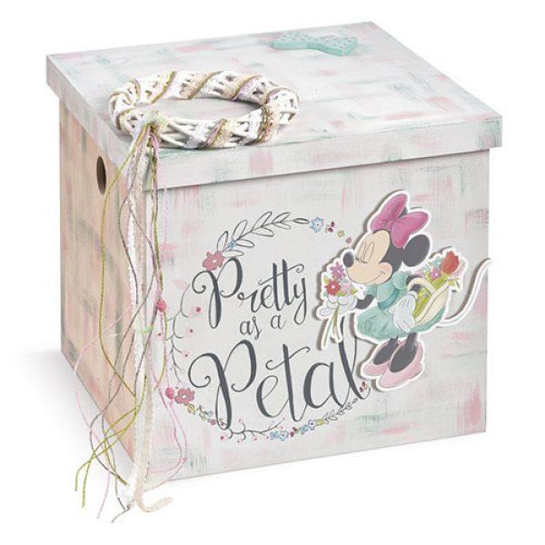 κουτί-βαπτιστικών-κύβος-με-καπάκι-minnie-pretty-as-petal