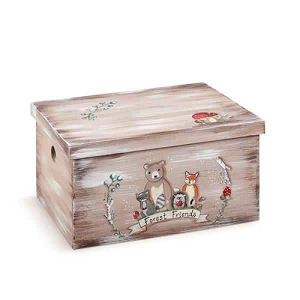 κουτί-βαπτιστικών-παρέα-του-δάσους