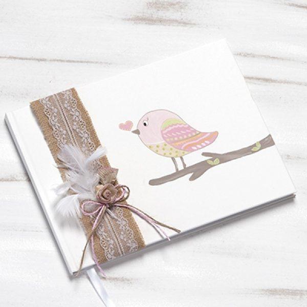 βιβλίο-ευχών-βάπτισης-πουλάκι