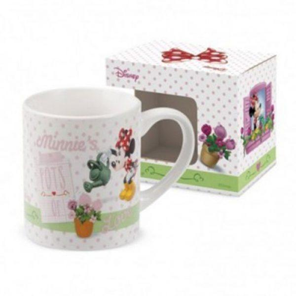 Κούπα-Minnie-Λουλούδια