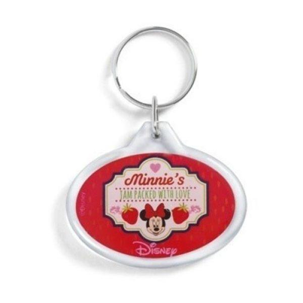 Μπρελόκ-Minnie-φράουλες