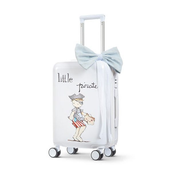 βαλίτσα-trolley-βαπτιστικών-πειρατής